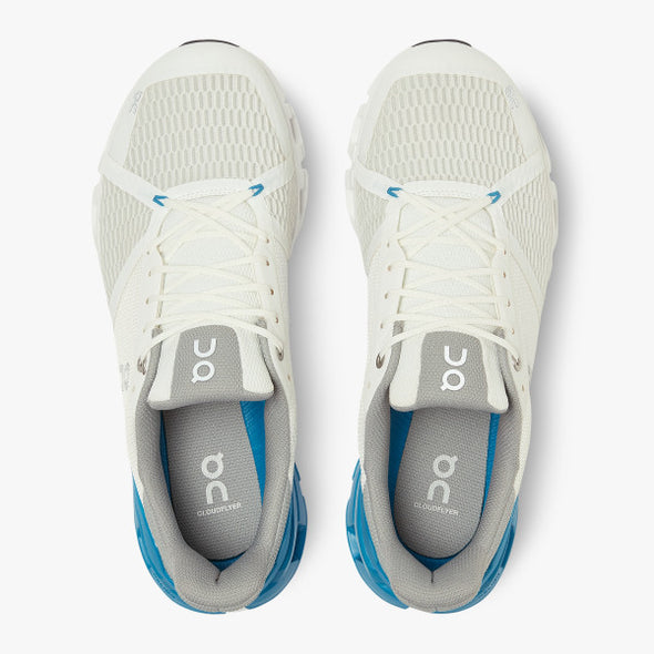 Cloudflyer 2.0 White/Blue - Men