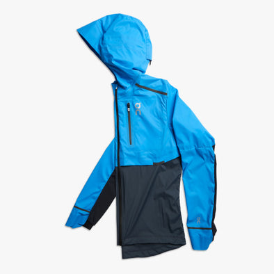 On Weather Jacket Malibu Navy - Men