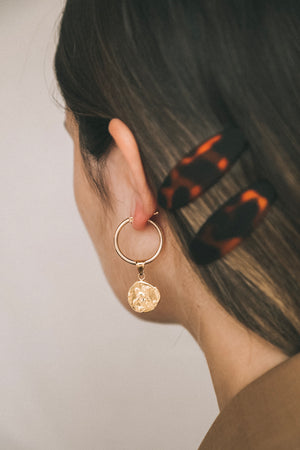 Philee Coin Earrings