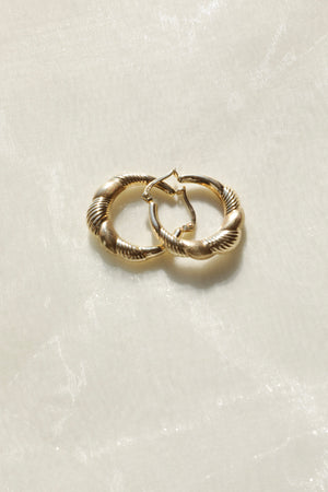 Simi Hoop Earrings