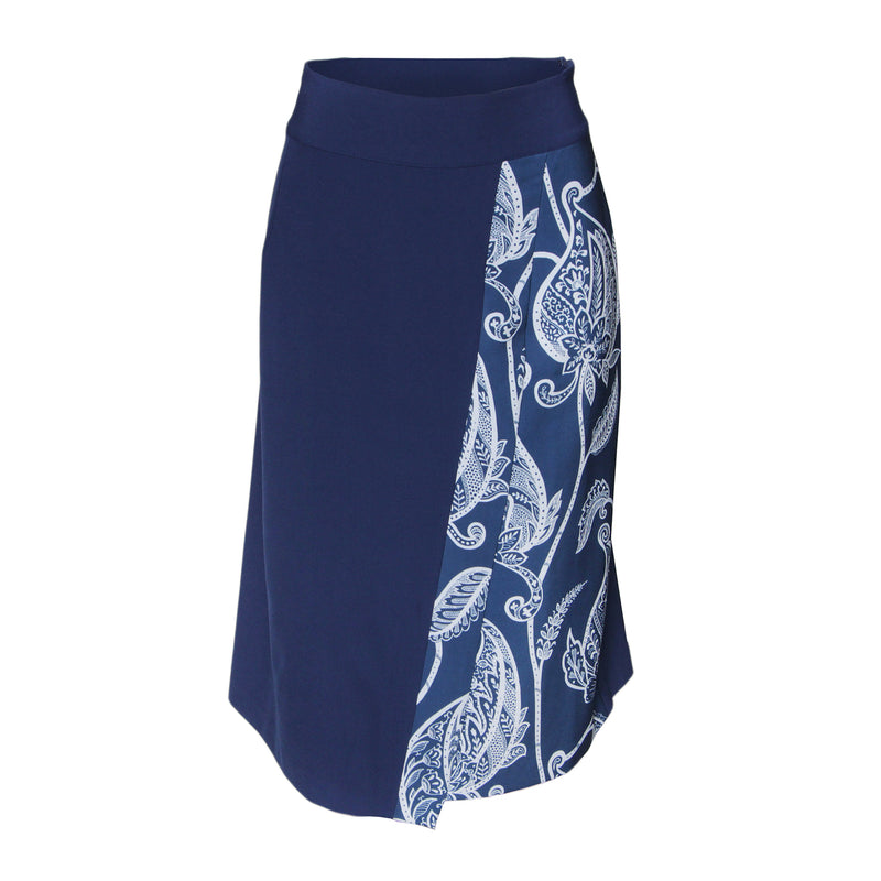 Designer Pull-On Skort Slim It Up tummy-control Skirt
