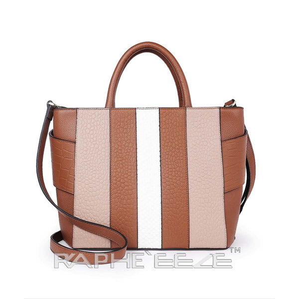 Unique and Stylish Tote Bag for Woman - Brown