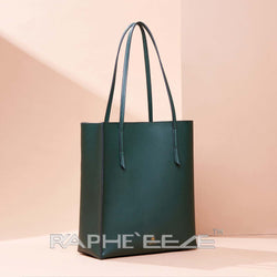 Stylish Tote Bag for Woman - Green
