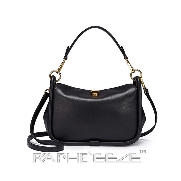 Stylish Tote Bag for Woman - Black Color