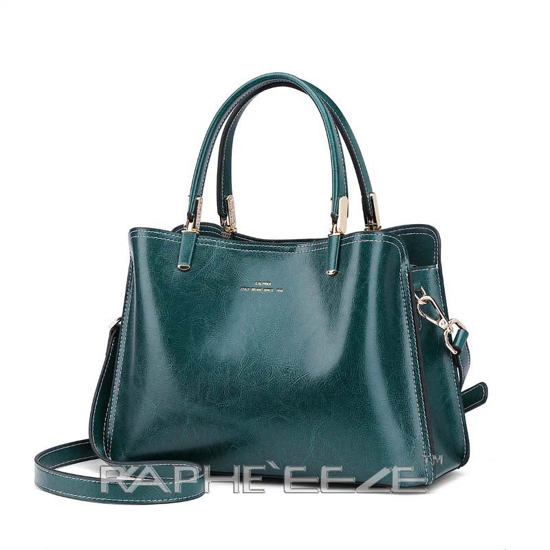 Stylish Tweed Bags for Women - Blue Color