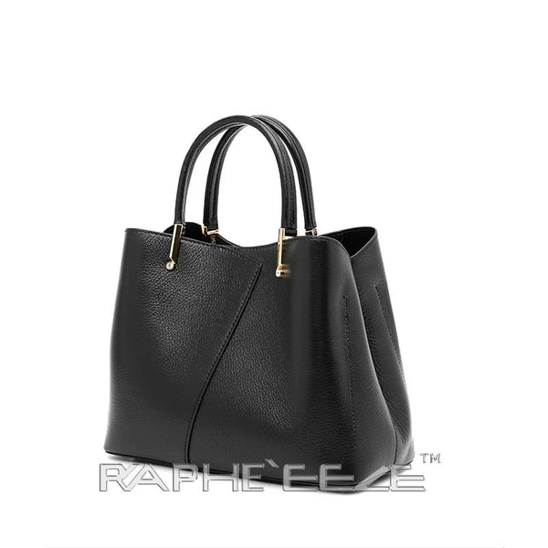 Classic Designed Handbag for Woman - Black