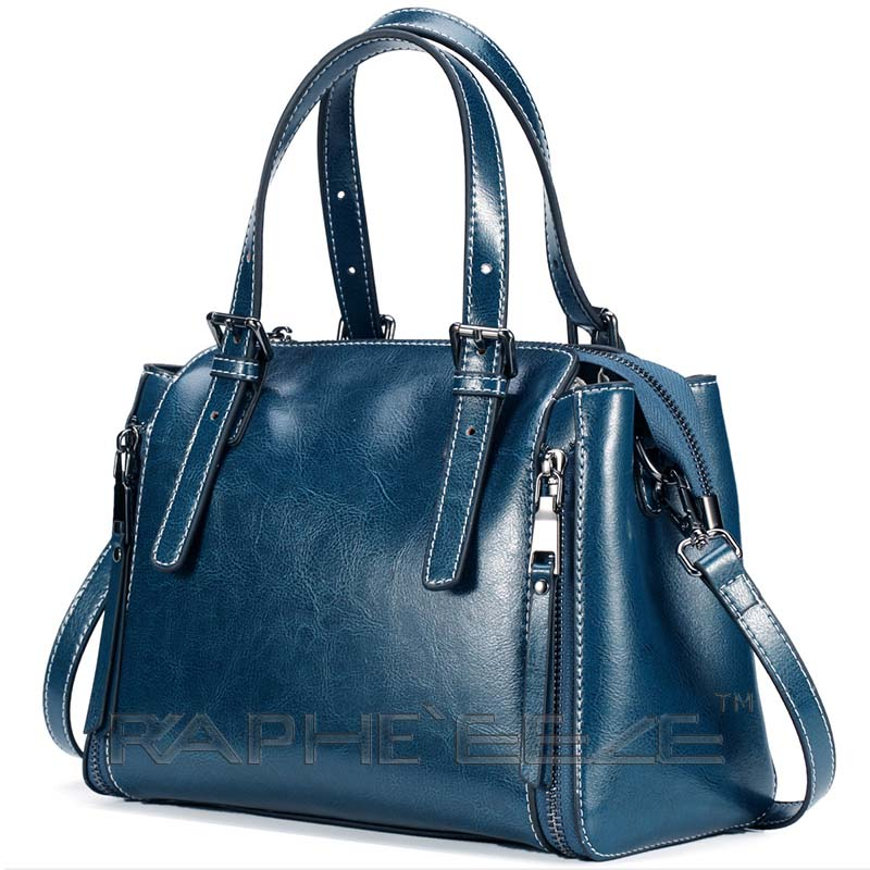 Stylish Tote Bag for Woman - Blue