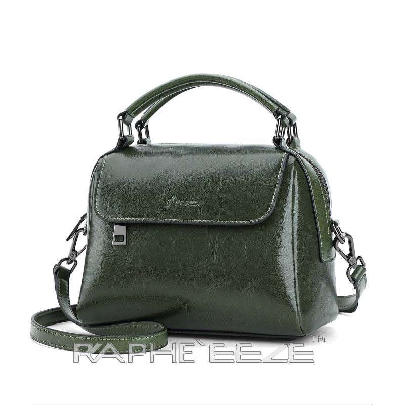 Stylish Tote Bag for Women - Green