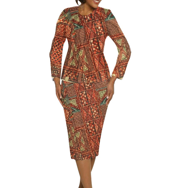 Two Sets Women African Skirt Suites