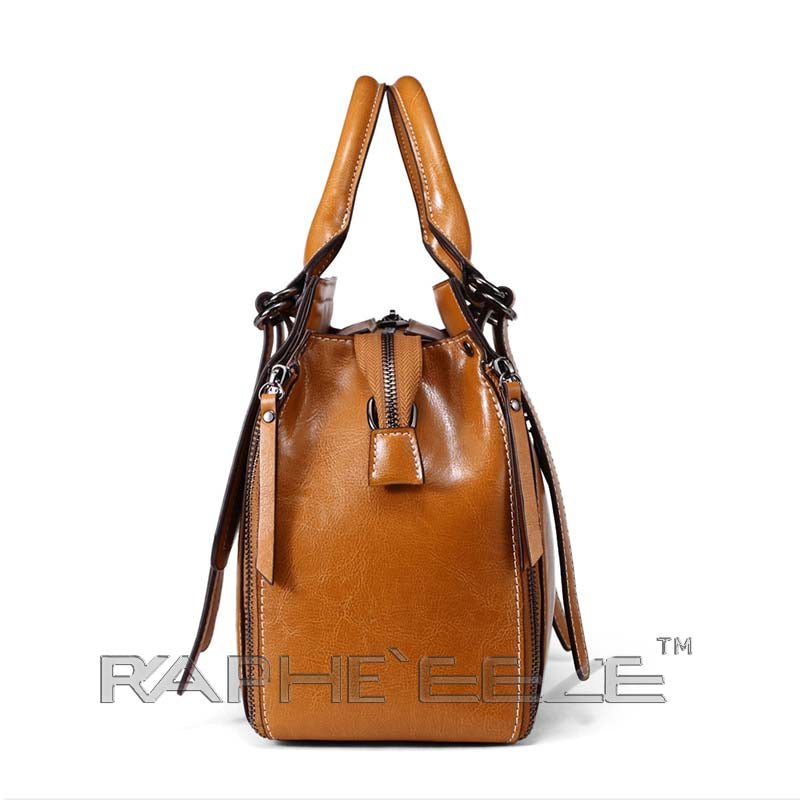 Elegant & Stylish Tote Handbag for Woman - Brown Color