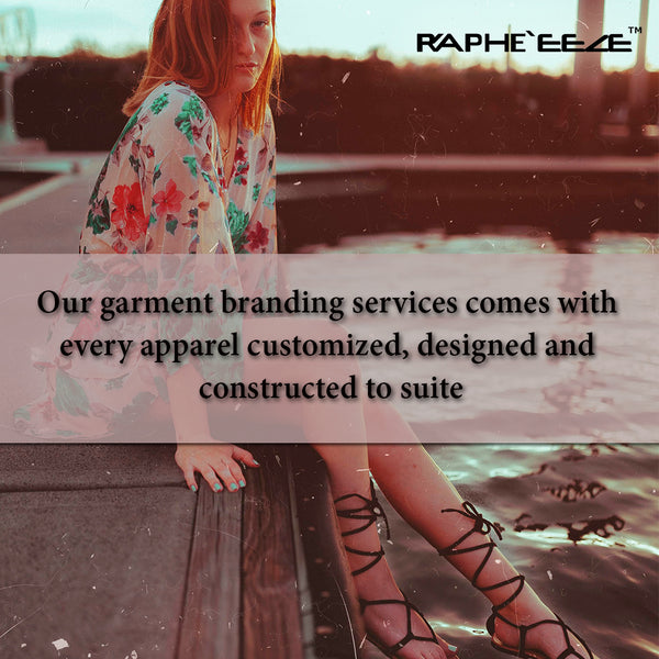 Unique, Stylish, Customized Garment Branding Services to suite your Business