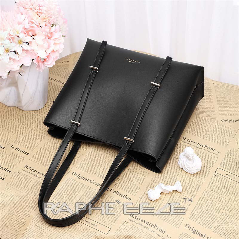 Cross body Classic Backpack for Woman - Black Color