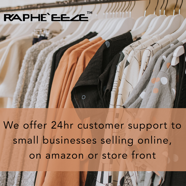 24H Customer Support to Small Business selling Online, Amazon, or Store Front
