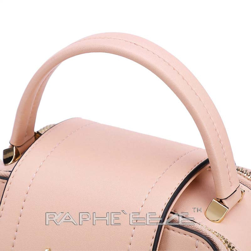 Stylish Tweed Bags for Women - Pink