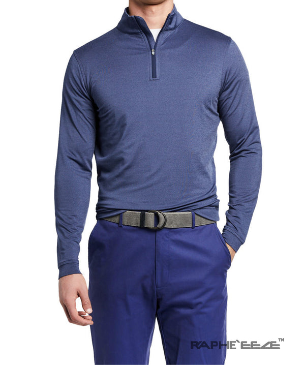 Men's Polo Shirt Golf Sports Long Sleeve T-Shirt Jersey Casual Long Sleeve Tops