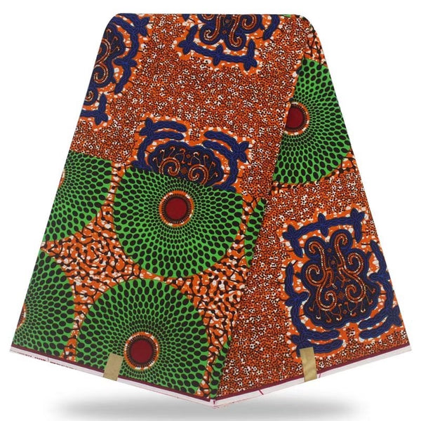 African Holland Super Wax Cotton Fabric