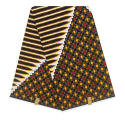Trendy African Traditional Design Printed Cotton Fabric