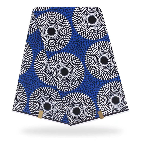 African Trendy Design Holland Printed Wax