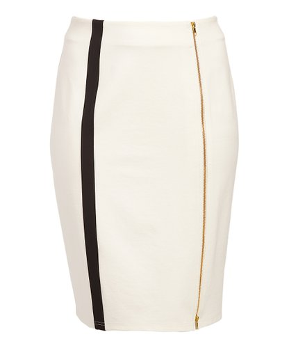 Rapheeze Italian BCG Knee Length Skirt