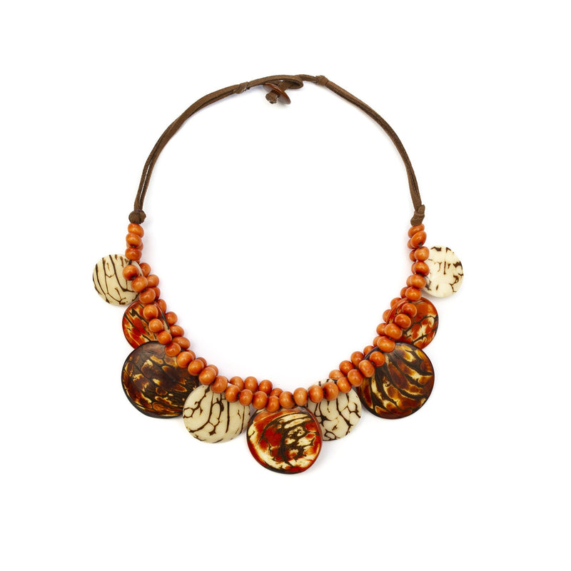 Panecillo Necklace