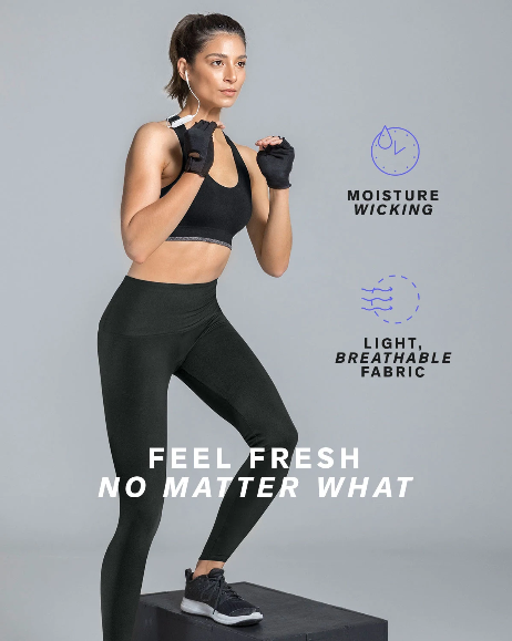 Raphe Super Comfy Mid-Rise Moderate Compression Butt Lift Legging For Store Walk-in Phone Orders Only