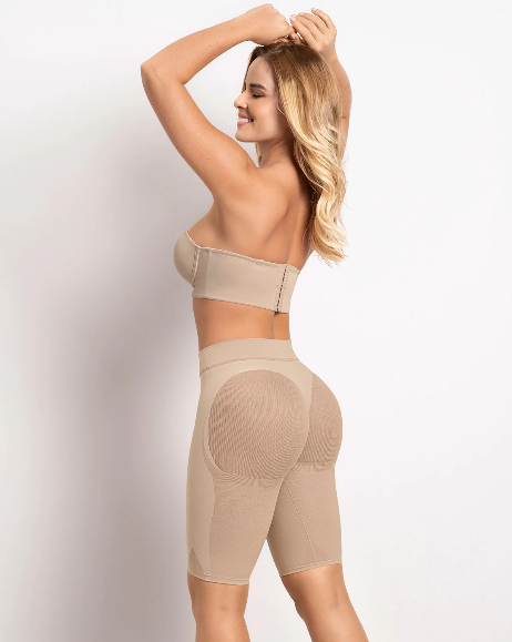 Rapheeze Seamless High Waist Shapewear with Thigh Compression- Store Walk-in or Phone Orders Only