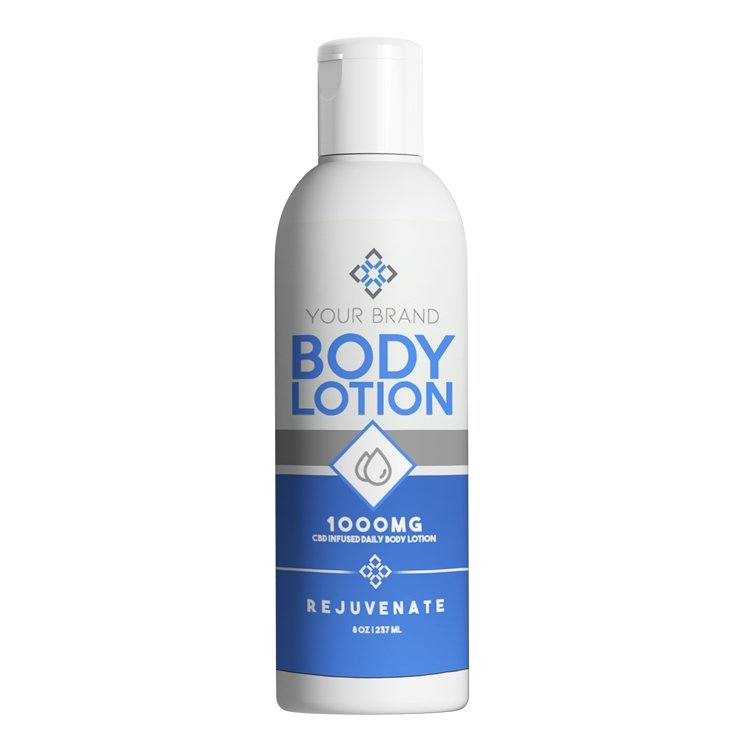 CBD Daily Body Lotion - CBD Liquid Labs