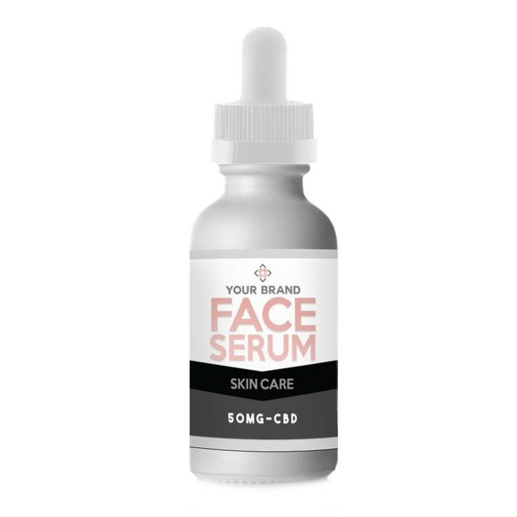 CBD Daily Facial Serum - CBD Liquid Labs