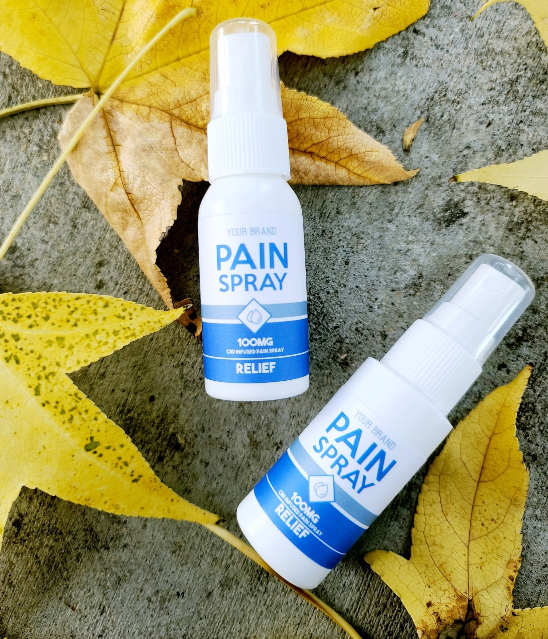 CBD Pain Spray - CBD Liquid Labs
