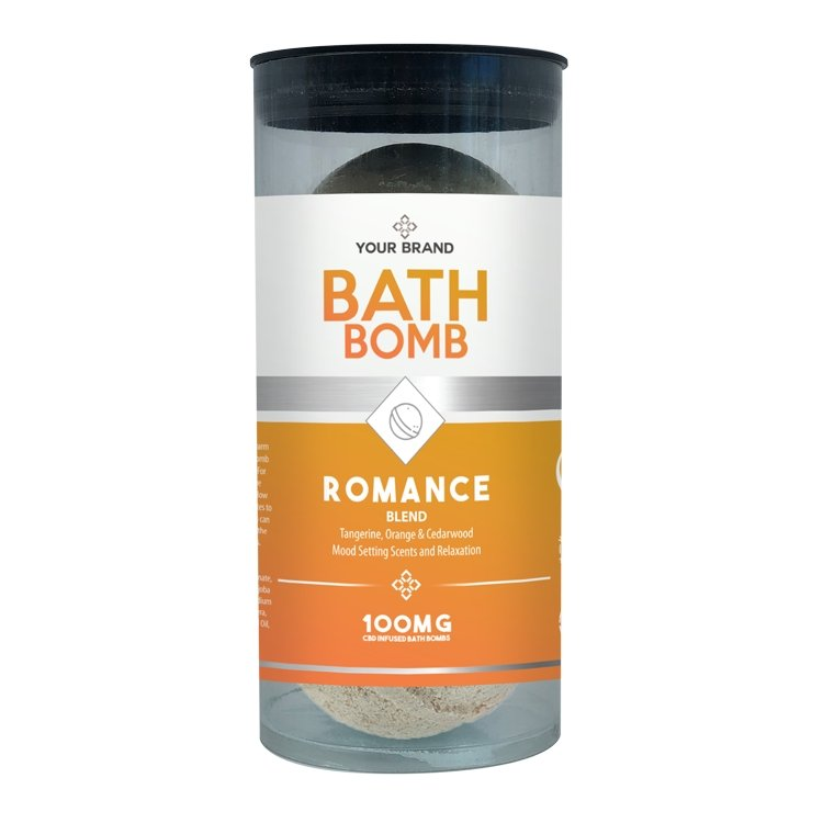 CBD Private Label Bath Bombs - CBD Liquid Labs
