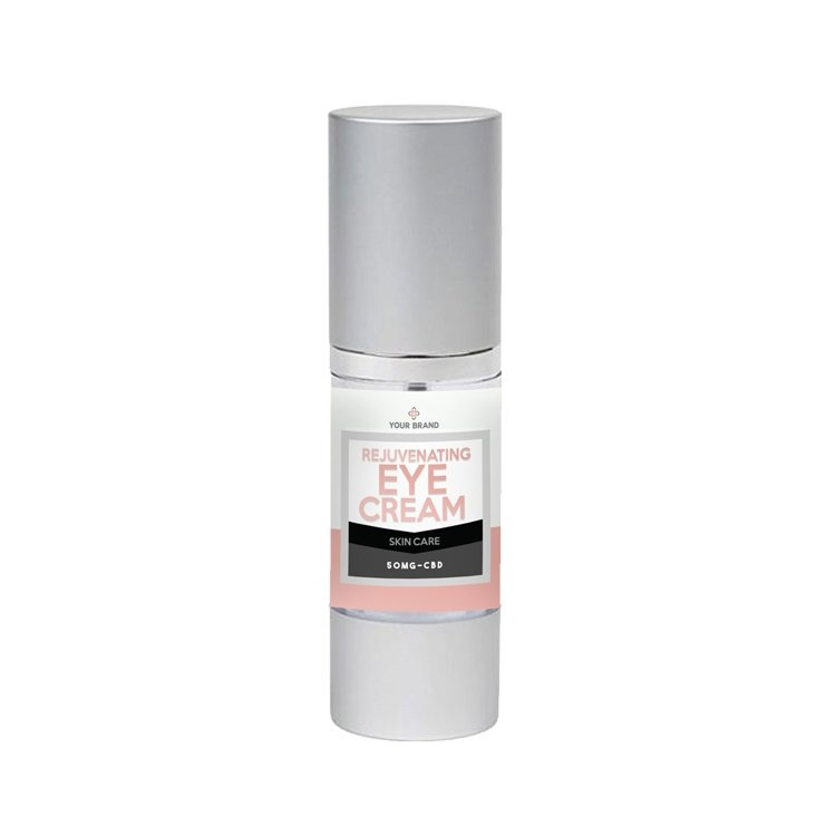 CBD Rejuvenating Eye Cream - CBD Liquid Labs