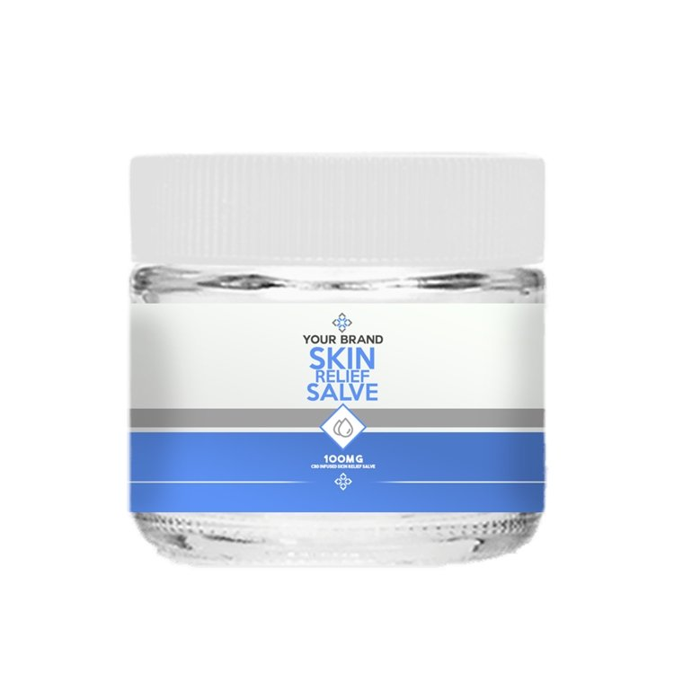 CBD Skin Relief Salve - CBD Liquid Labs