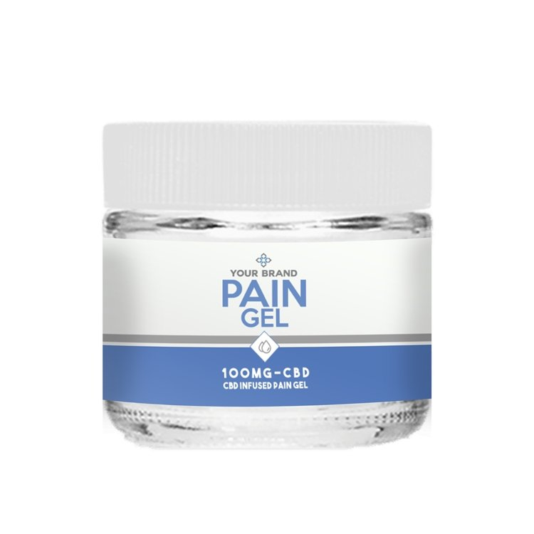 Private Label - CBD Pain Relief Gel - CBD Liquid Labs