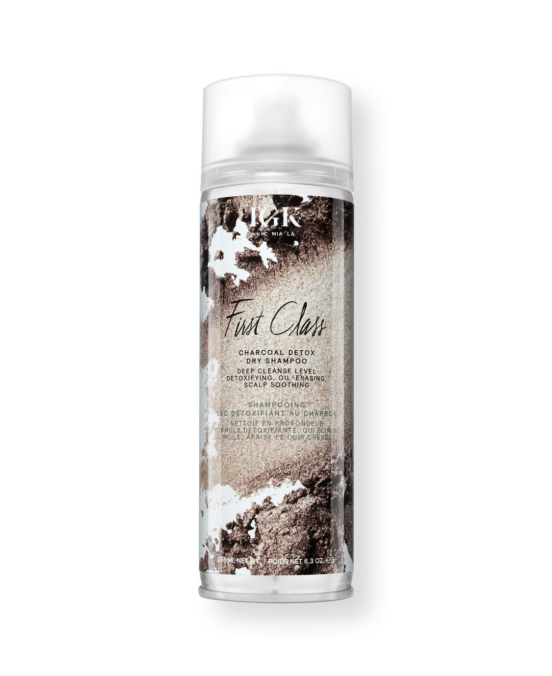 Image result for Dry shampoo (IGK First Class