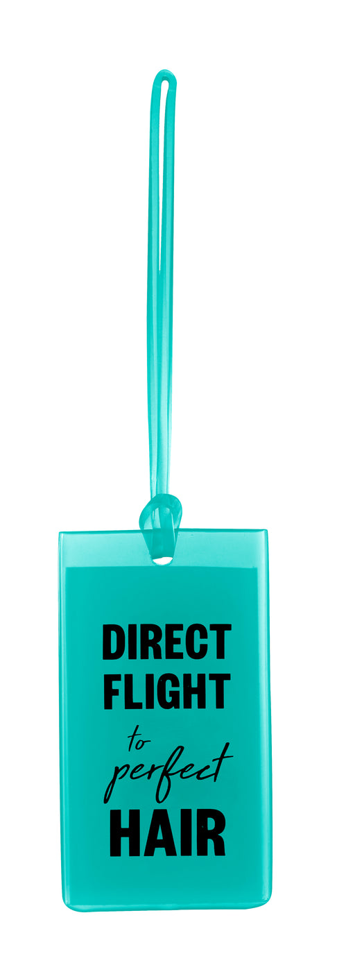 IGK Direct Flight Luggage Tag