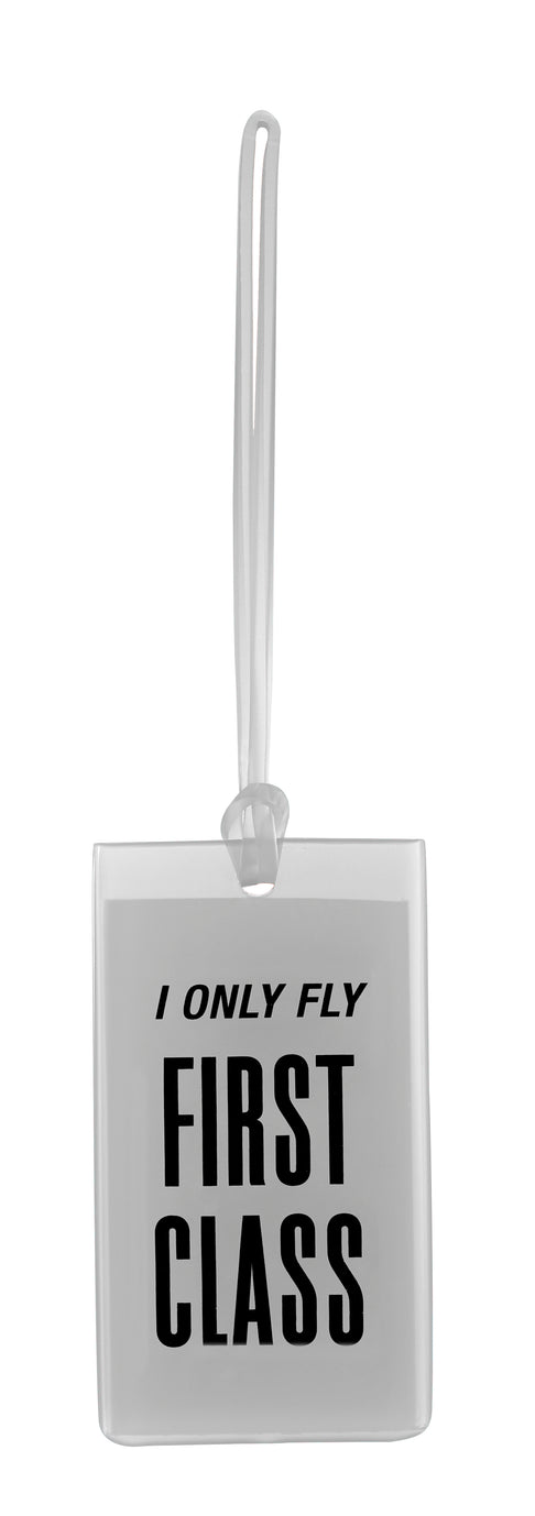 IGK First Class Luggage Tag