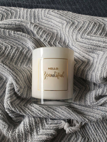 Love & Light | Scented Soy Wax Candle