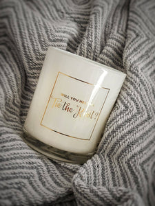 Scented Soy Wax Candle | Good Vibes Only