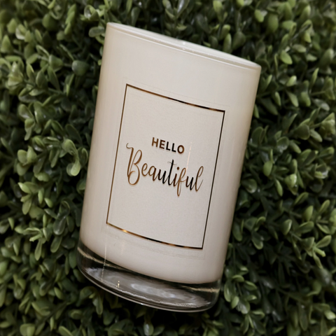 Thank You | Scented Soy Wax Candle