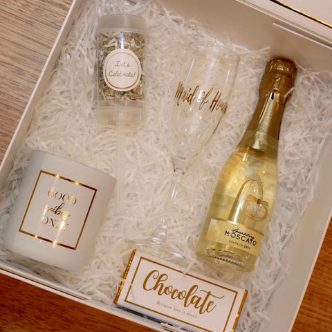 The Rose Gift Box for Maid of Honour