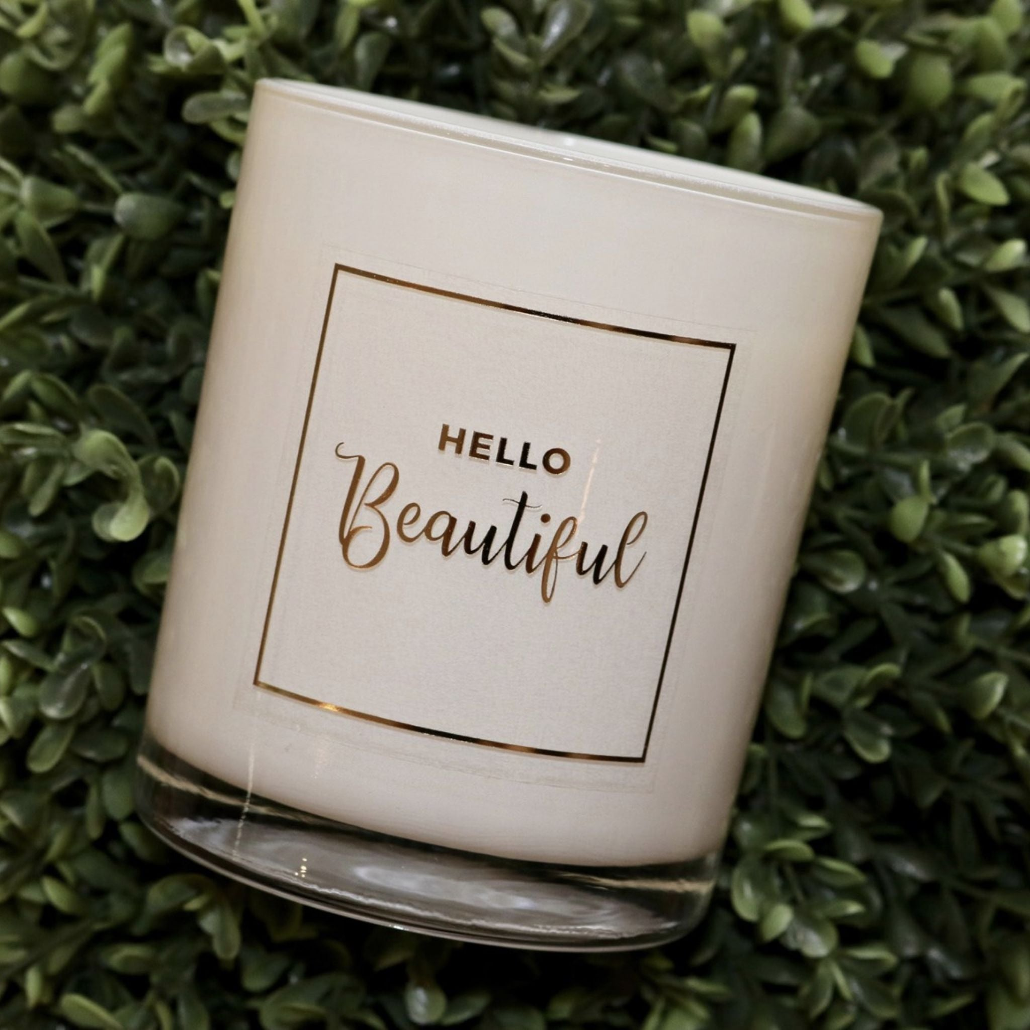 Hello Beautiful | Scented Soy Wax Candle