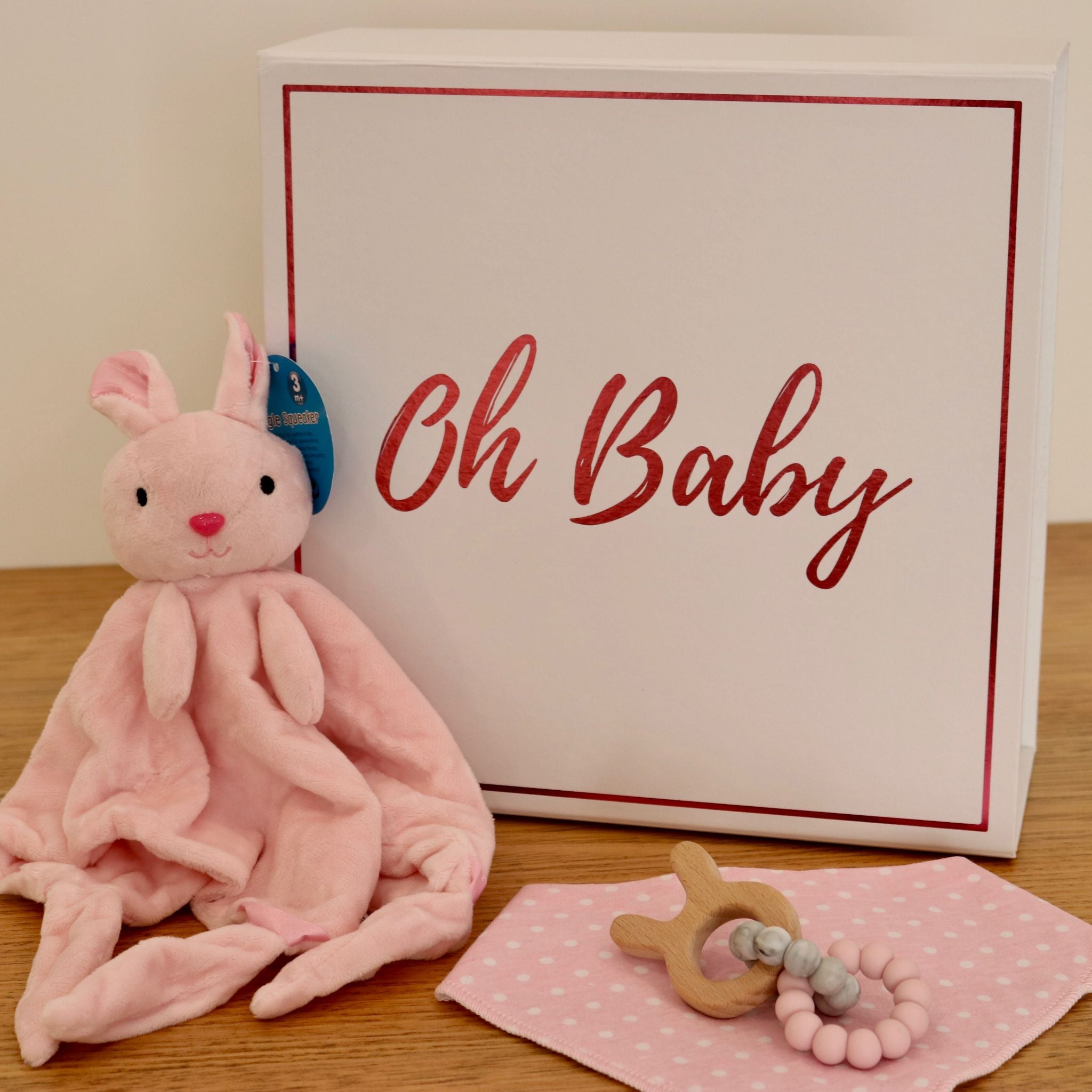 Oh Baby Gift Set