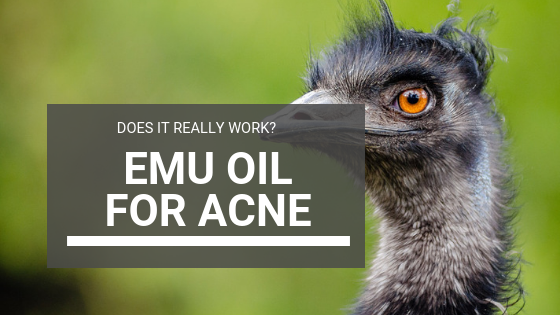 Emu Oil for Acne: Does It Really Work?
