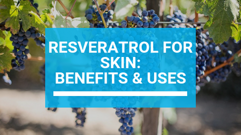 Resveratrol For Skin Benefits Uses Misumi Luxury Beauty Care