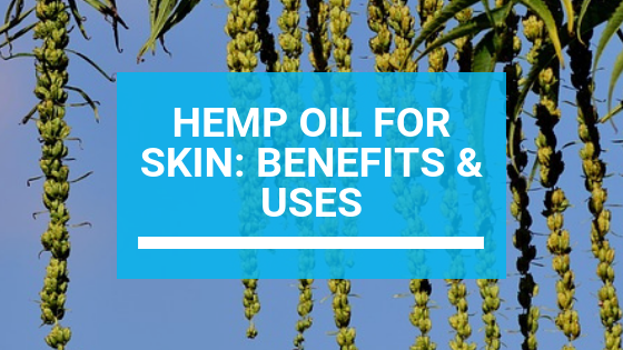 Hemp Oil for Skin: Benefits & Uses