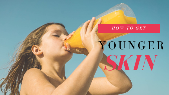 How To Get Younger Skin