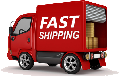 Faster Shipping and Package Insurance