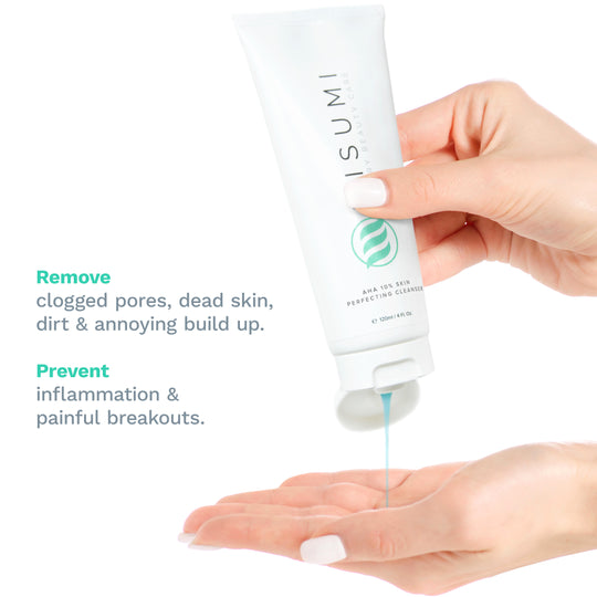 AHA 10% Skin Perfecting Cleanser