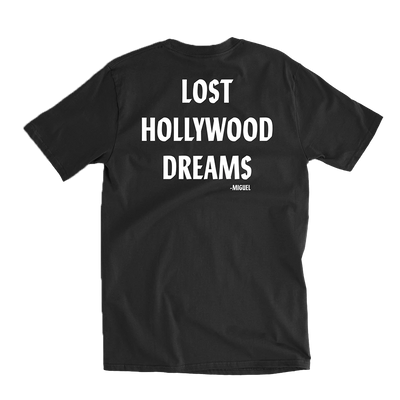 Lost Dreams Black Tee