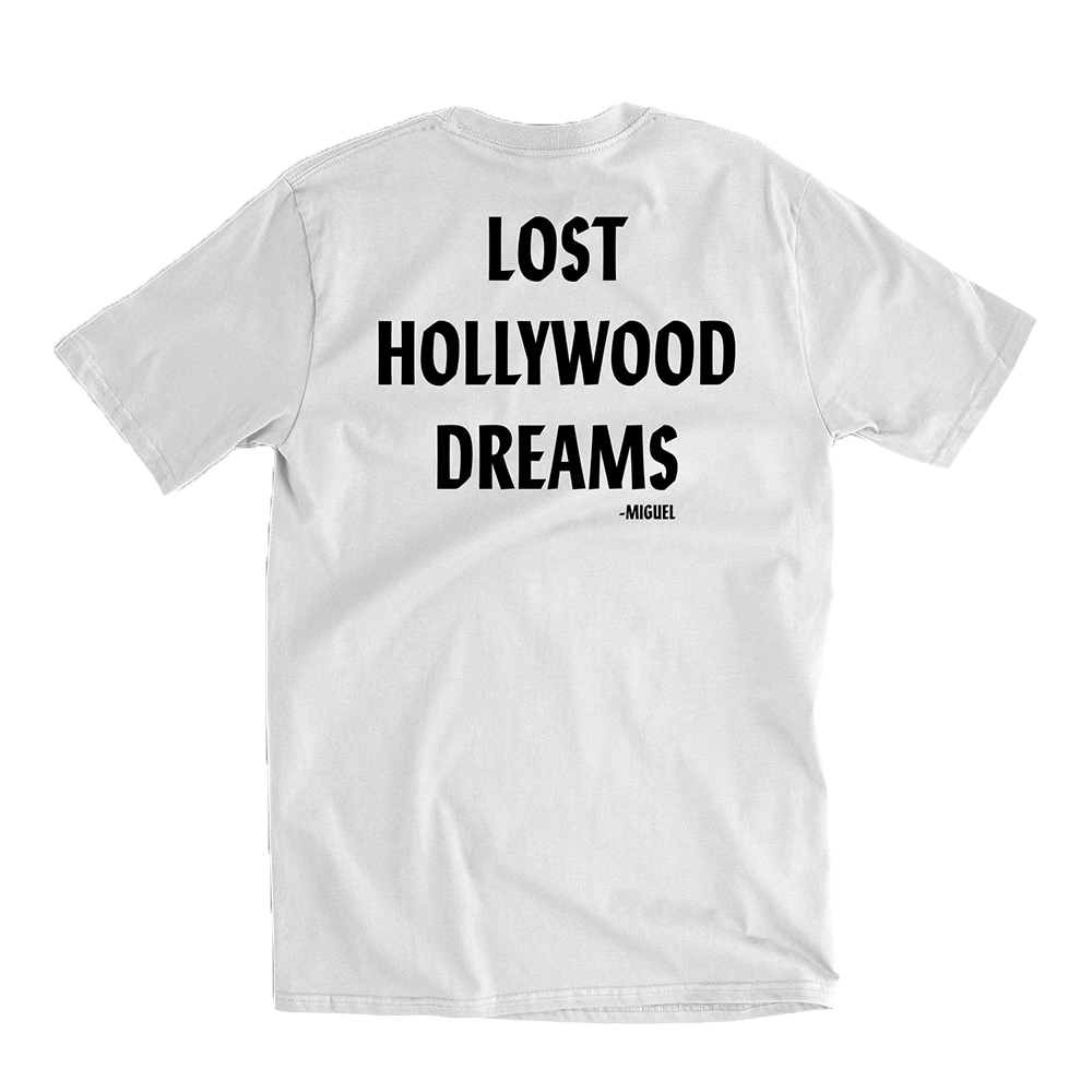 Lost Dreams White Tee